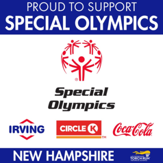 Proud to Support Special Olympics
