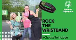 Rock the Wristband TD Bank