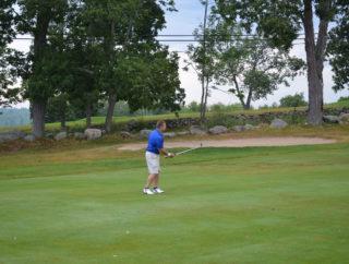 golf event